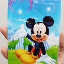 Capa Para Passaporte Modelo Minnie