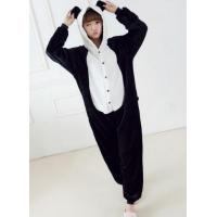 Pijama De Pelúcia Ursinho Panda Unissex