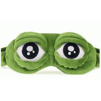 Máscara para Dormir Modelo Sad Frog