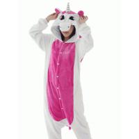 Pijama Cosplay Adulto Modelo Unicórnio