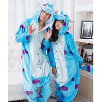 Pijama Cosplay Monstros SA Sullivan Unissex