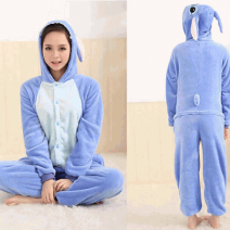 Pijama Cosplay Stitch Unissex