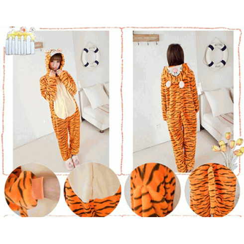 Pijama Cosplay Tigrão Unissex