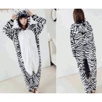 Pijama Cosplay de Zebrinha Unissex