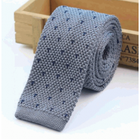 Gravata Importada Modelo Slim Tricotada