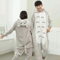 Pijama Cosplay Totoro Unissex