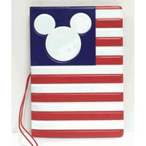 Capa Para Passaporte Modelo Mickey USA